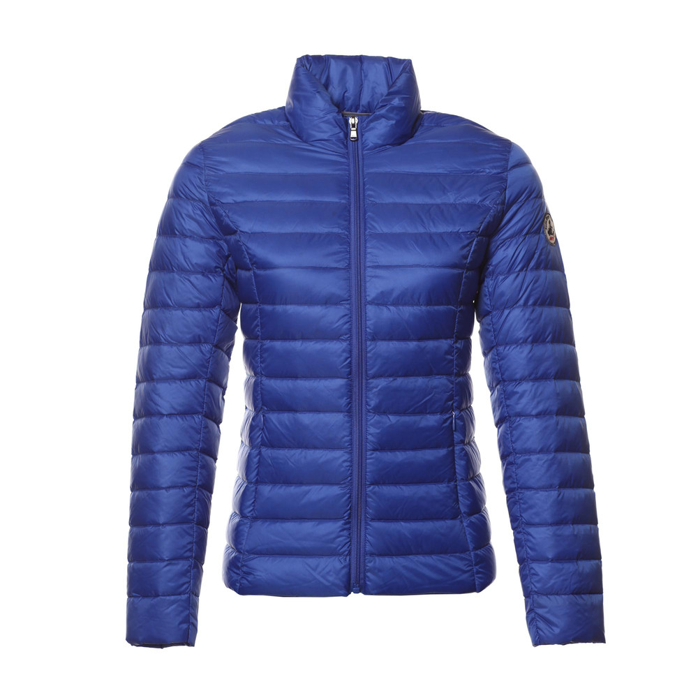 Jott Cha Down Jacket Blue Imperial