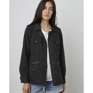 Ruby Army Jacket Onyx