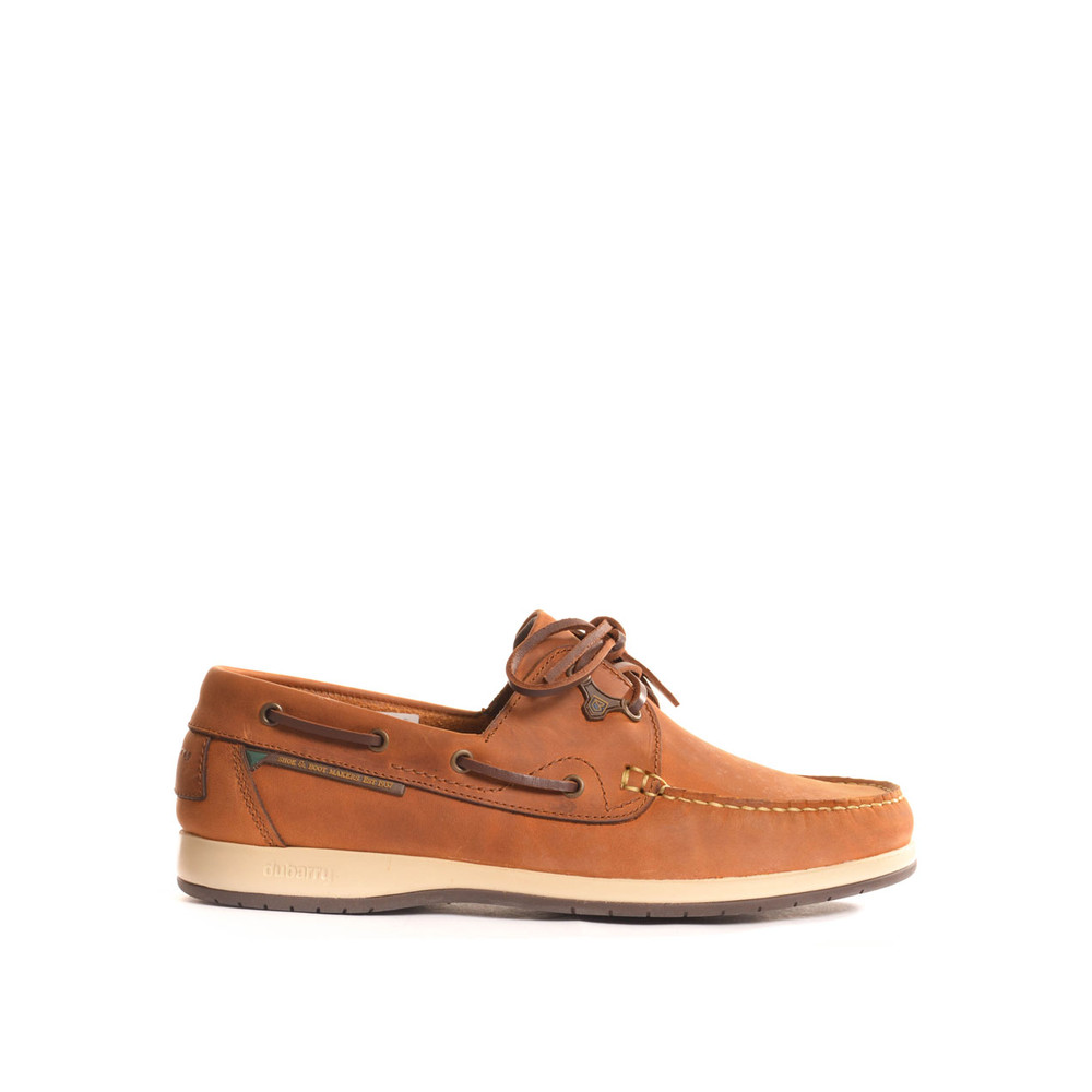 Dubarry Sailmaker X Light Deck Shoe Whiskey