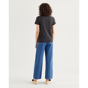 Levis The Perfect Tee Batwing Dreamy Caviar