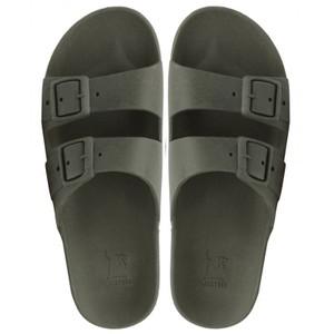 Cacatoes Rio De Janeiro Sandal Dark Khaki