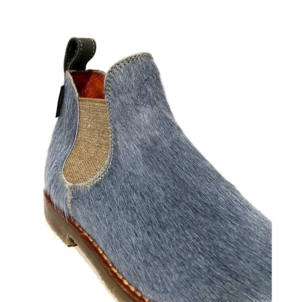 Penelope Chilvers Safari Pony Boot Smoke