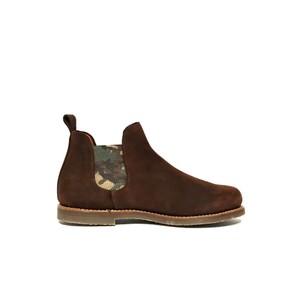 Fogle Safari Boot Camo Detail Cameo