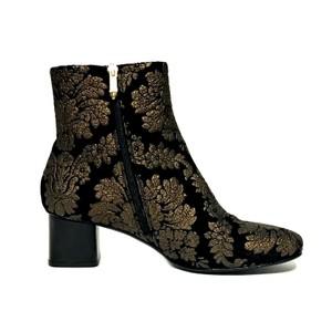 Broquet Ankle Boot Bronze