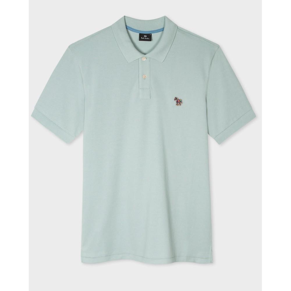 Paul Smith Regular Fit S/S Polo Shirt Light Green