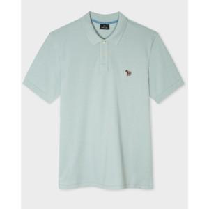 Regular Fit S/S Polo Shirt Light Green