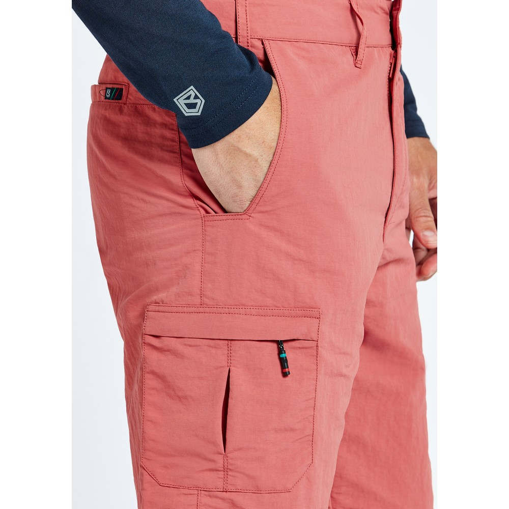 Dubarry Cyprus Shorts Imperial Red