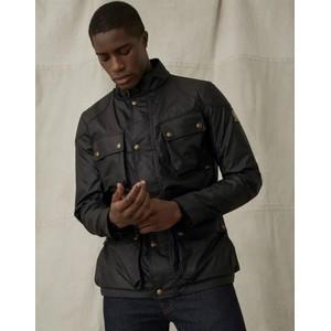 Fieldmaster Wax Jacket Black
