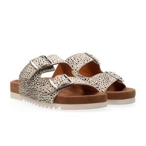 Bellona Pixel Sandal Off White/Black