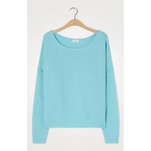 American Vintage Damsville L/S Wide Sweater in Oasis