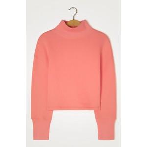 Ikatown Oversized Sweatshirt Petunia