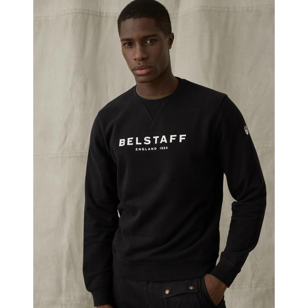 Belstaff Belstaff 1924 Sweatshirt Black/White