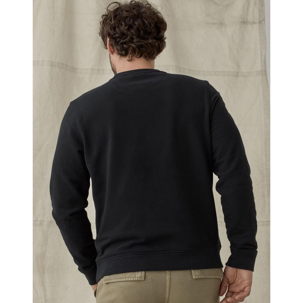 Belstaff Belstaff Crewneck Sweatshirt Black