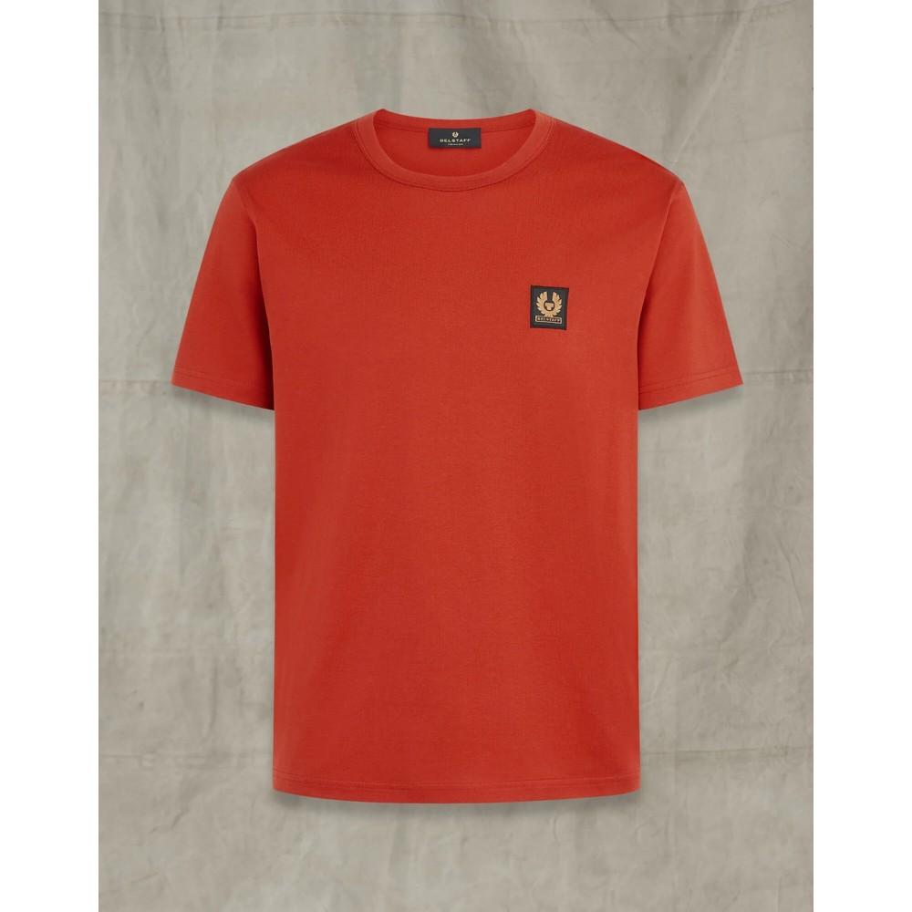 Belstaff Belstaff S/S T Shirt Red Ochre