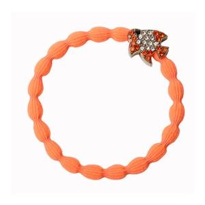 Tropical Fish Bangle Bands Neon Orange