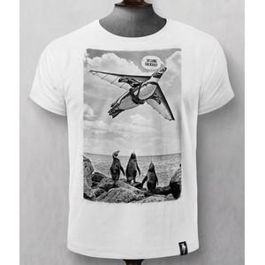 The Aviator T-Shirt Vintage White