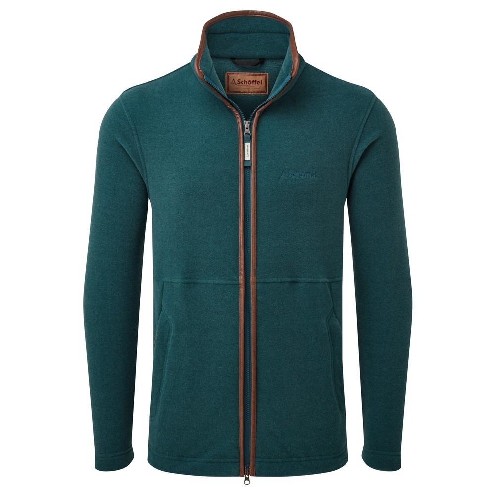 Schoffel Country Cottesmore Fleece Jacket Dark Teal