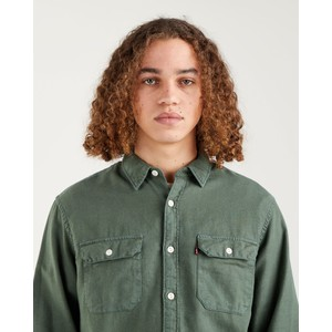 Levis Jackson Worker Shirt Thyme