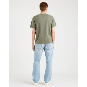 Levis Relaxed Fit Tee Dusty Olive
