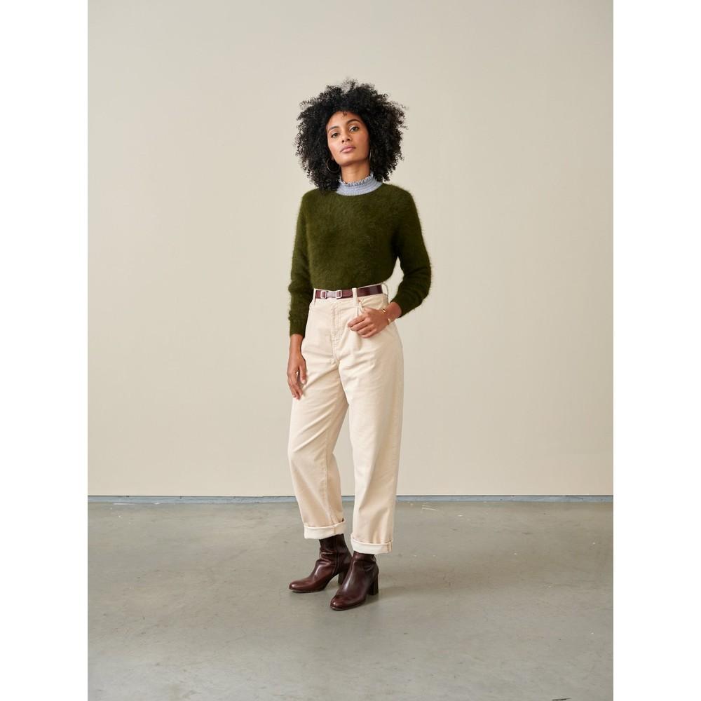 Bellerose Datti Angora Jumper Olive