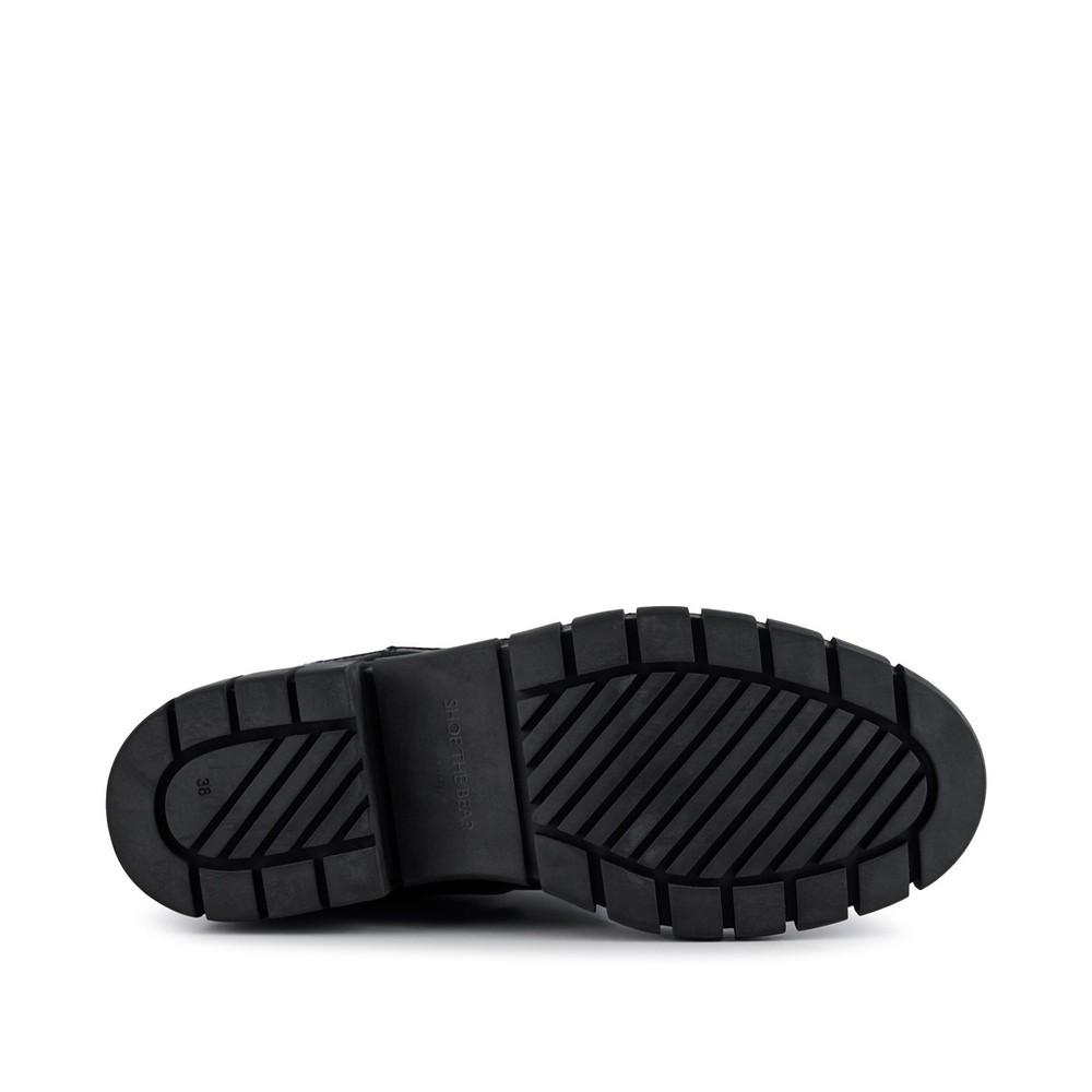 Shoe The Bear Rebel Chelsea High Leg Boot Black