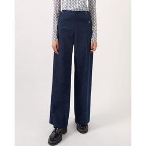 Negeen Wide Leg Jeans Hunter Blue