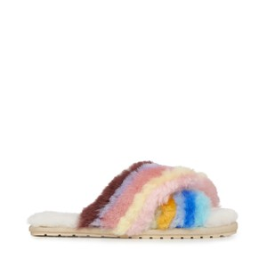 Mayberry Rainbow Slippers Multicolour