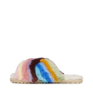 EMU Australia Mayberry Rainbow Slippers Multicolour