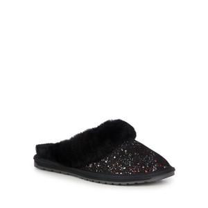 EMU Australia Jolie Galaxy Slippers Black