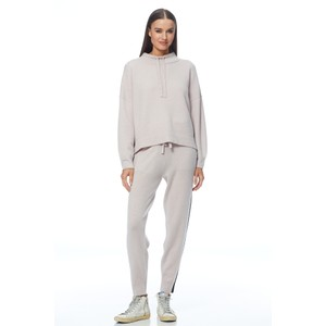 360 Sweater Mckinley Funnel Neck Sheepskin/Black