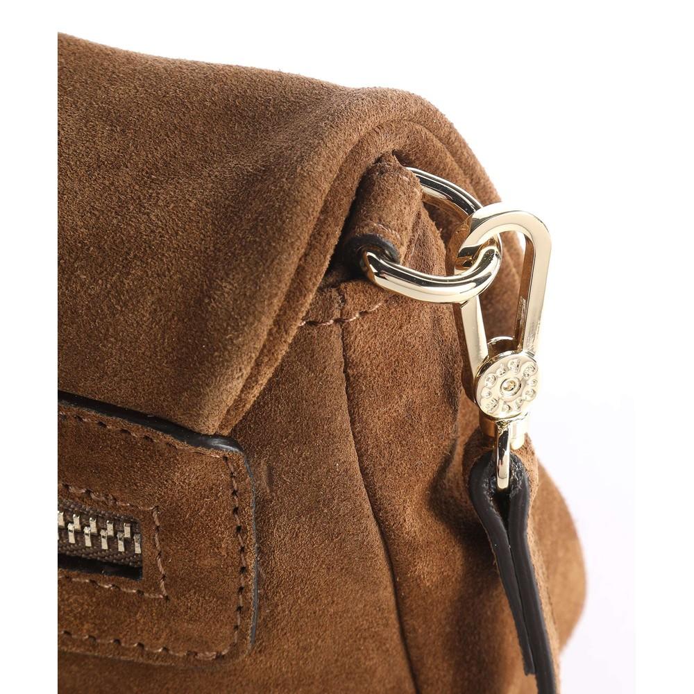 abro Temi Small Cross Body Bag Camel