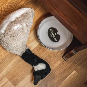 Le Chameau Stainless Steel Dog Bowl Vert Chameau