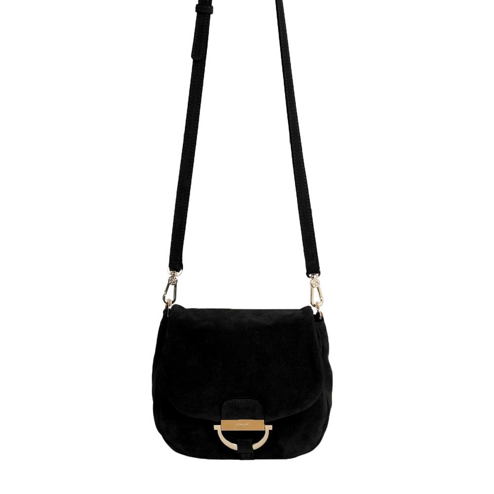 abro Temi Small Cross Body Bag Black/Gold