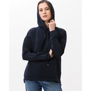 Billy Hooded Sweatshirt Navy
