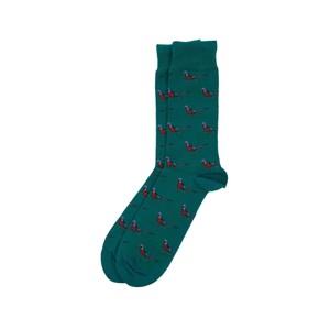 Mavin Socks Olive/Pheasant