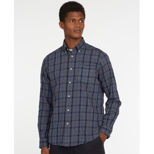 Inverbeg Tailored Shirt Navy
