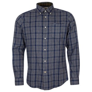 Barbour Inverbeg Tailored Shirt Navy