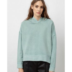 Nico Hooded Sweatshirt Light Seafoam