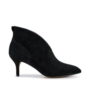 Valentine Low Cut Ankle Boot Black