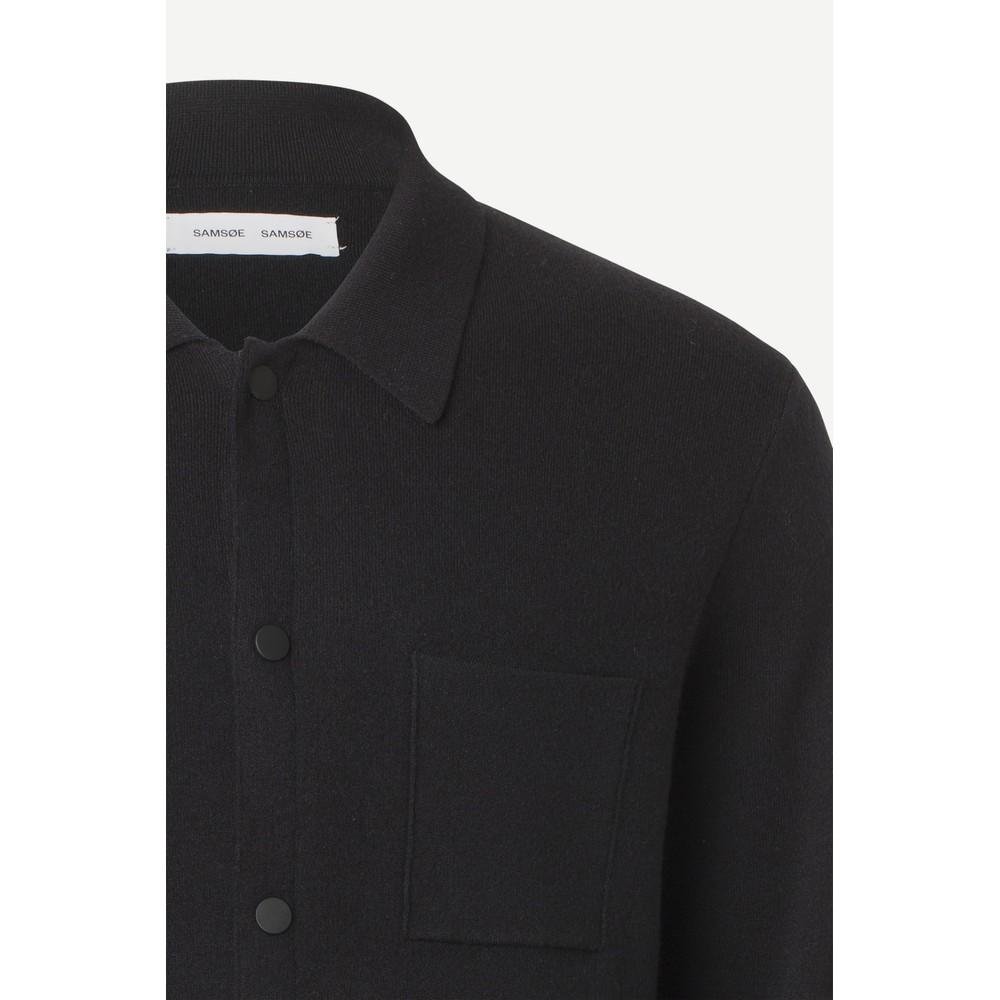Samsoe Samsoe Guna X Shirt Black