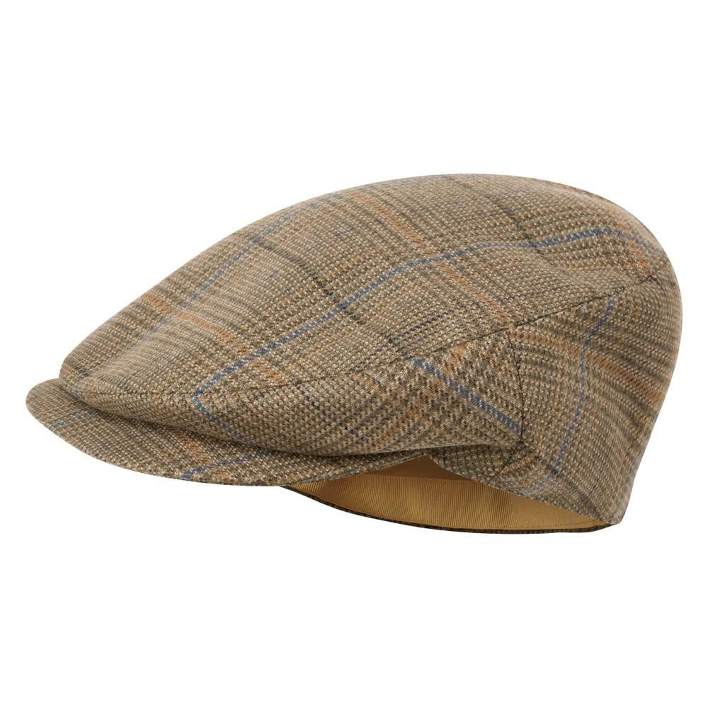 Schoffel Country Countryman Tweed Cap Arran Tweed