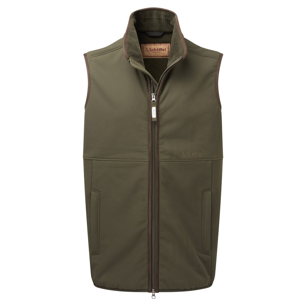 Schoffel Country Belton Gilet Forest