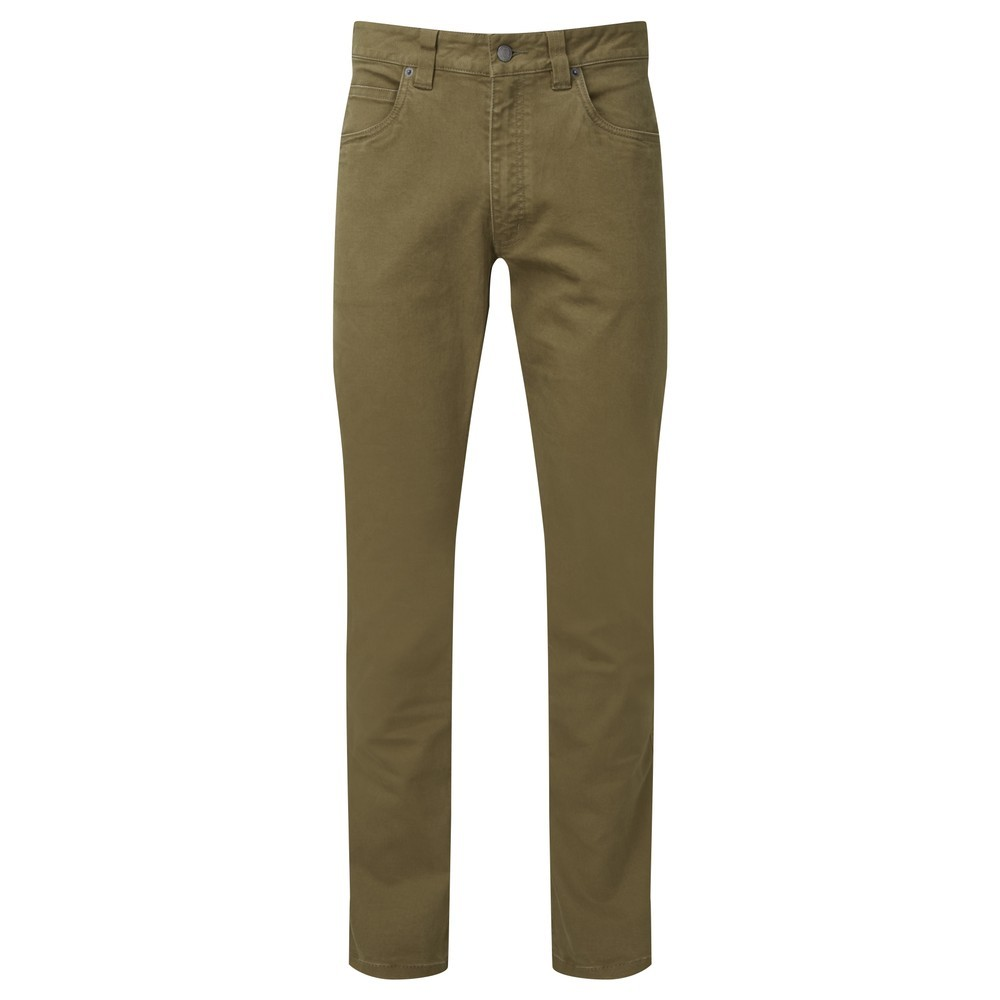 Schoffel Country Canterbury Jeans 32 In Leg Moss