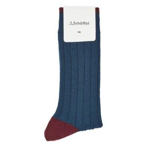 Hilton Sock Dark Teal