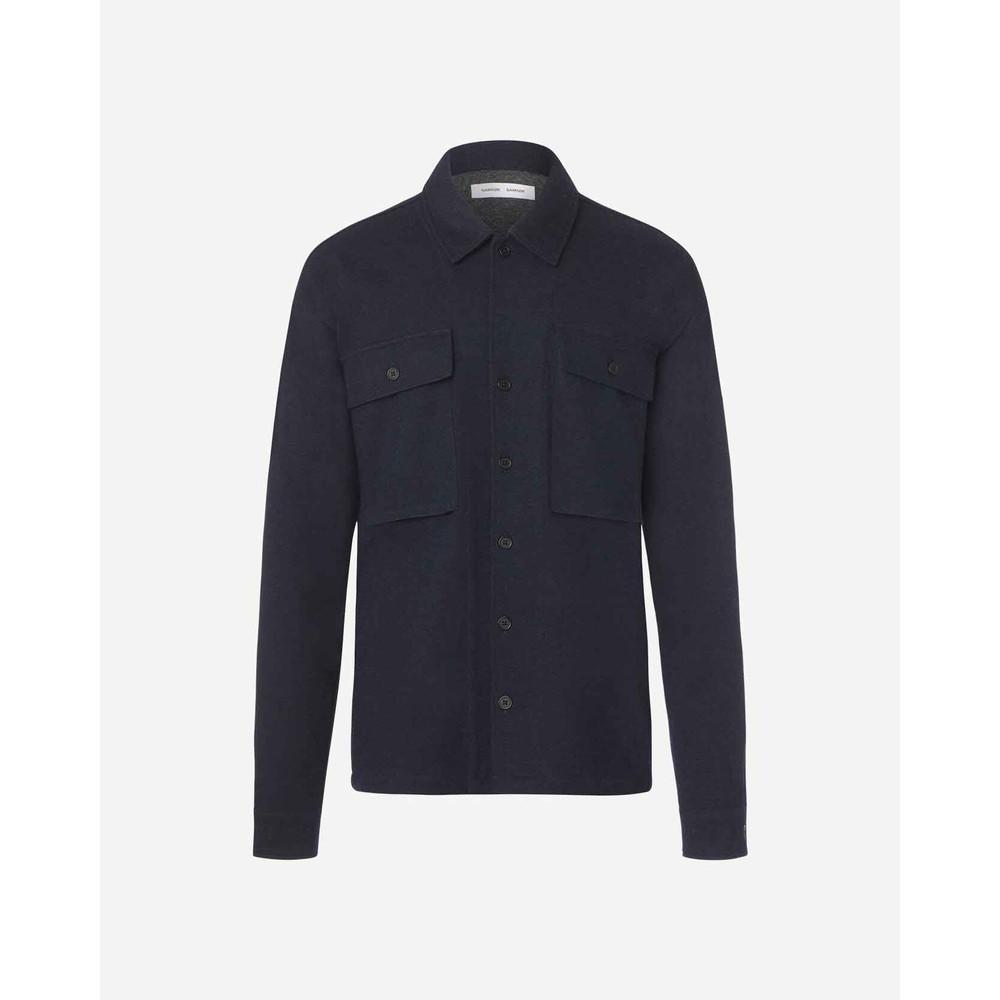 Samsoe Samsoe Vega Shirt Navy