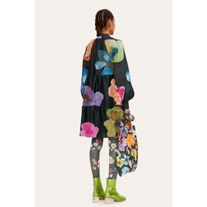 Stine Goya Jasmine Large Flowers Dress Flower Euphoria