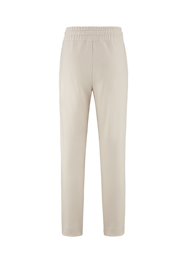 Riani Cotton Relaxed Joggers Opaline