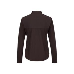 Riani Popper Shirt/Jacket Onyx Brown