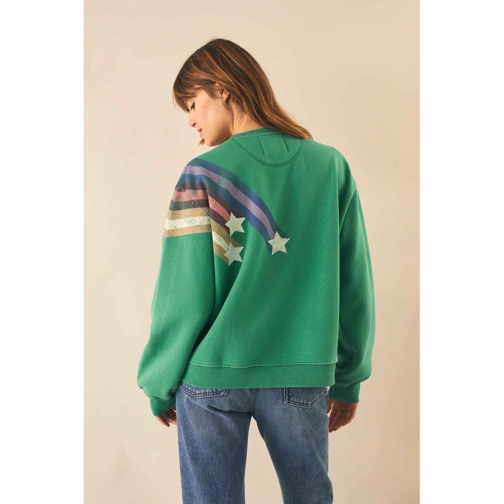 Leon & Harper Sortie Comet Sweatshirt Rio