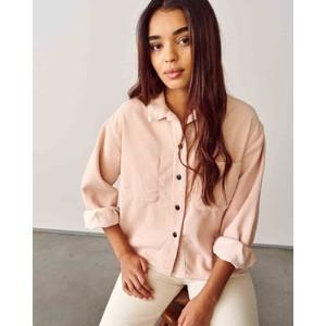 Pilou Oversized Cord Shirts Ballet
